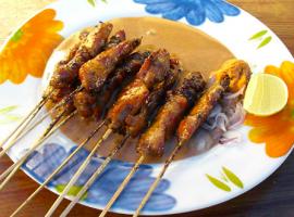 Sate Masakan Khas Indonesia
